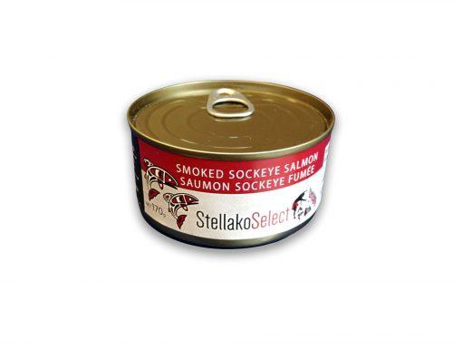 Stellako Sockeye can