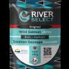 Wild Smoked Salmon Jerky - Original   110g