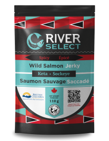Wild Smoked Salmon Jerky - Spicy | 110g