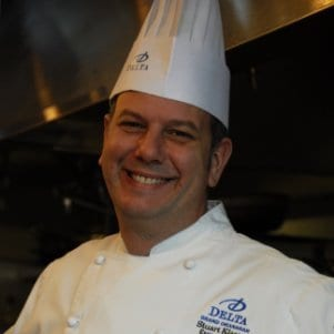 Stuart Klassen ~ executive chef