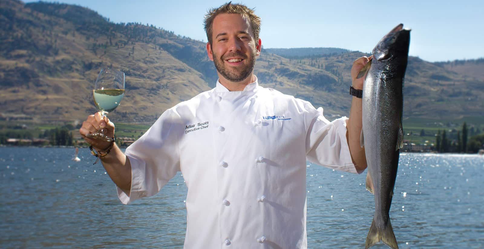 Chef Scott Adair - executive chef