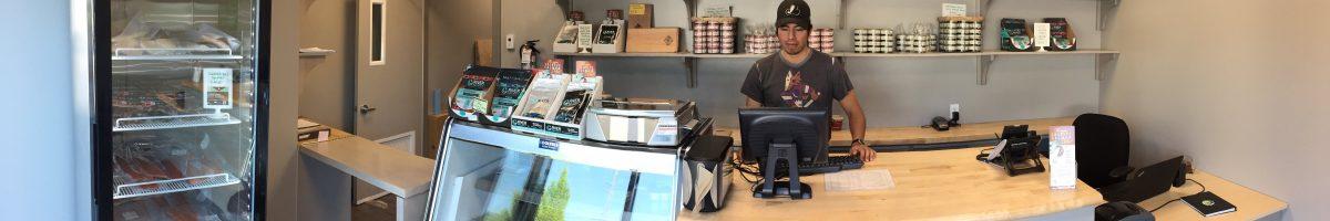 Okanagan Fish Hub Storefront